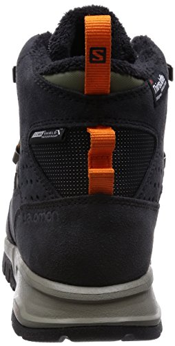 Sage Wear CSWP Hiking Asphalt Salomon TS Boot Utility x Men's Winter Clementine Green gCXqTzw