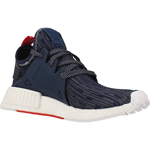 adidas NMD_XR1 PK W, unity blue-collegiate navy-vivid red unity blue-collegiate navy-vivid red