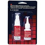 3M 08224 Automix Quick Fix Adhesive Kit - 0.7 oz. Adhesive and 2.0 oz. Accelerator
