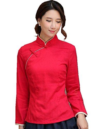 shanghai-story-chinese-shirt-long-sleeve-tang-qipao-top-blouse-8-red
