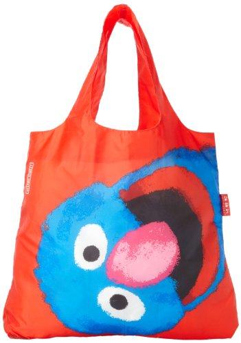 Envirosax Sesame Street Shopper,Grover,one ()