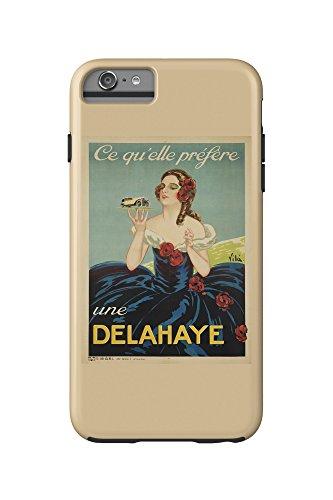 delahaye-vintage-poster-artist-vila-france-c-1935-iphone-6-plus-cell-phone-case-cell-phone-case-toug