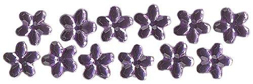 Dress It Up 3826 Petal Embellishments, 14mm, Light Purple