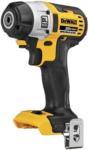 DEWALT DCF895B 20-Volt MAX Lithium Ion Brushless 3-Speed 1 4-Inch Impact Driver
