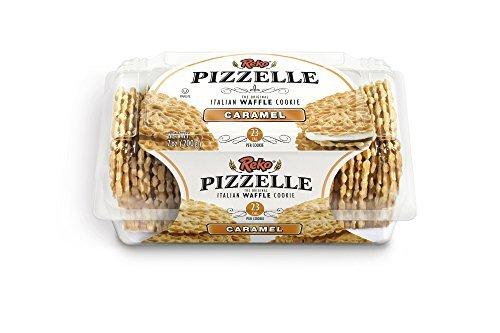 Reko Dulce De Leche/Caramel Pizzelle - 1 Pack