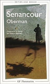 Oberman, Senancour, Etienne Pivert de