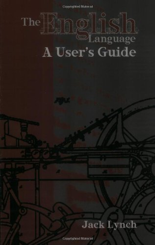 The English Language: A User's Guide by Brand: Focus Publishing/R. Pullins Company