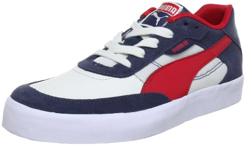Puma Drez S 354485 Jungen Sneaker Blau (new navy-vaporous gray-ri 01)