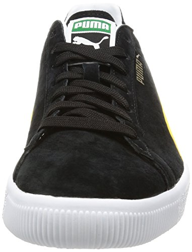 Puma Black Scarpa Puma Clyde solar Core Premium Power 7Rq7xr
