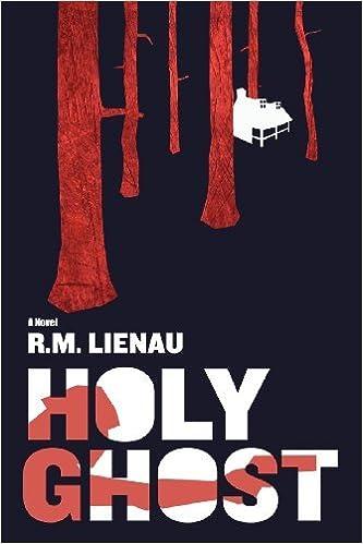 Book Holy Ghost, A Novel by Richard M. Lienau (2011-04-25)