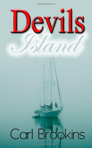 book cover of Devils Island