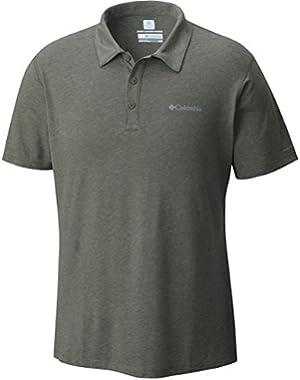 Men's Silver Ridge Zero Polo Shirt