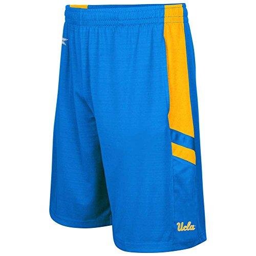 Colosseum NCAA UCLA Bruins Mens Setter Short-true blue-xl (Ucla Drawstring Ncaa Bruins)