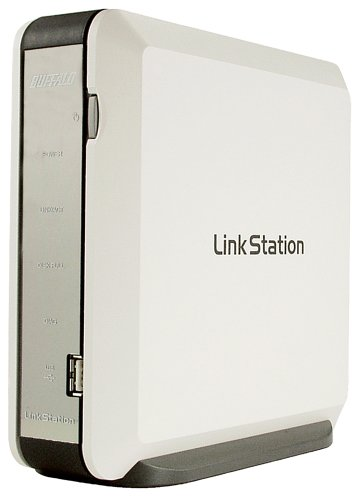 Buffalo LinkStation 250 GB Network External Storage Center HD-H250LAN by BUFFALO