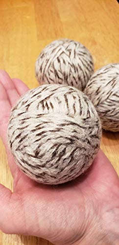 Dryer Infused (Essiential Oil Infused Wool Dryer Balls. Made by Gentree on AMAZON)