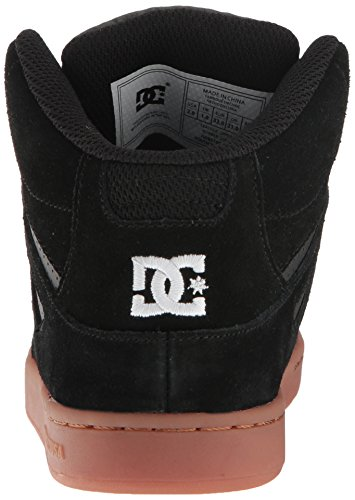 footlocker finishline DC Rebound Boys' Toddler-Youth Sneaker Black/Gum recommend cheap price eastbay online 4BVMA4M