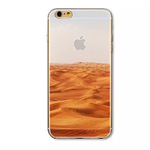 Iphone 6 Case  Boomy   Beautiful Scenery Series Design Transparent Acrylic Pc Back And Tpu Edges Hybrid Protective Case Cover For Iphone 6 4 7 Inch  Beautiful Dream Scenery Pattern   Color 2