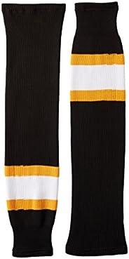 DoGree Hockey Boston Bruins Knit Hockey Socks