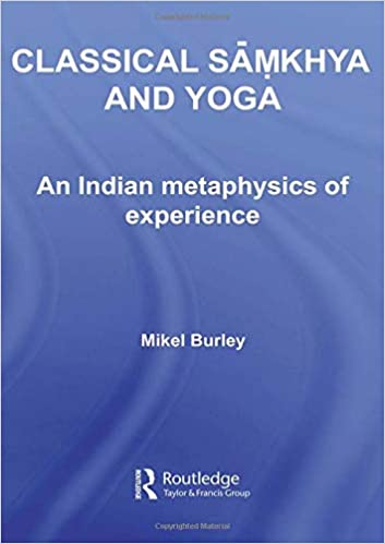 classical samkhya and yoga burley mikel