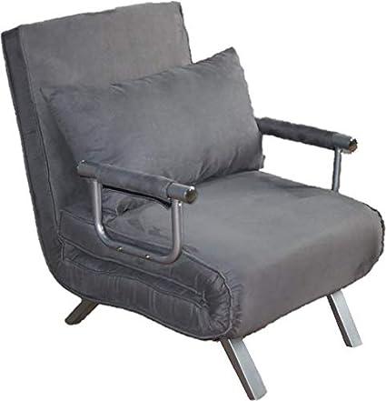 ITALFROM Sofa Bed 67 x 69 x 83H Divanetti Divano Letto 1 Piazza ...