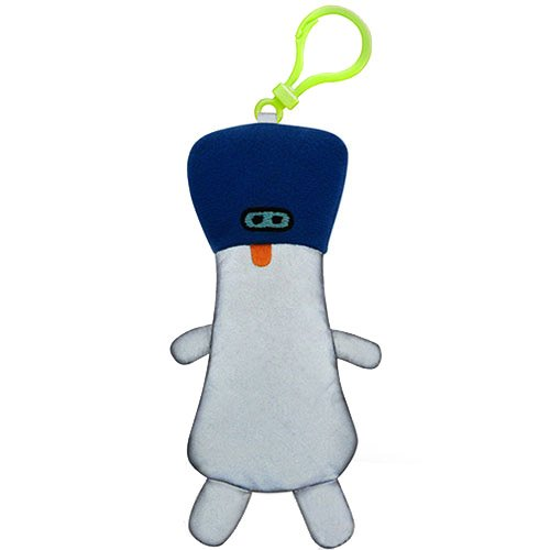 ZoLi Reflectoid Reflective Key Chain Lil Beast A-KS12RFLB01
