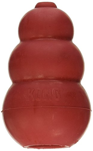 KONG (2 Pack) Classic Dog Toys - Size Small
