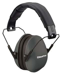 Amazon.com : Champion Slim Passive Hearing Muffs : Hunting ...