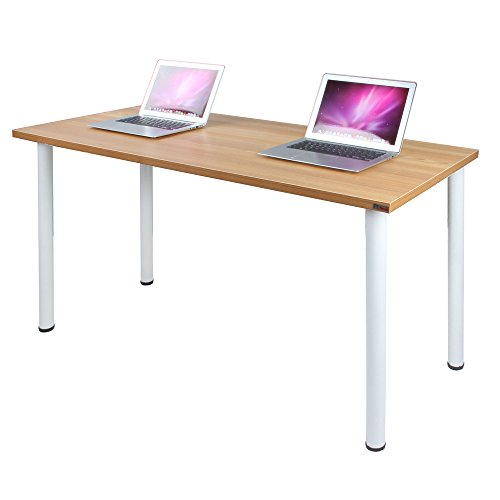 Need Computer Desk 55'' Computer Table Writing Desk Workstation Office Desk, AC1BW-140 by Need