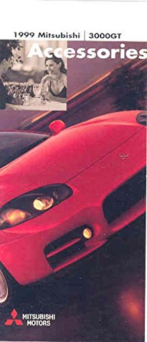 1999-mitsubishi-3000gt-accessories-brochure