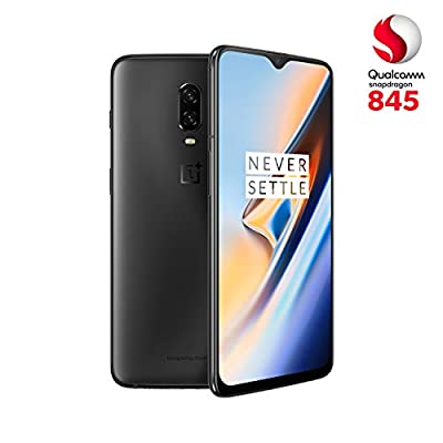 OnePlus 6T Midnight Black (Nero Opaco) 8 + 256 GB