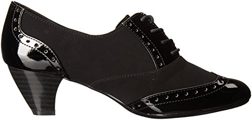 Soft Style by Hush Puppies Women's Gianna Dress Pump Black Lamy/Patent clearance wholesale price NZiWo