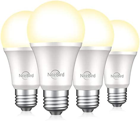 NiteBird Smart Light Bulb Compatible