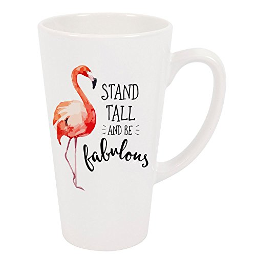High Tide Mugs Flamingo Fabulous