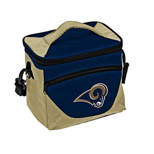 Louis Rams Nfl Fan - Logo Brands NFL St. Louis Rams Halftime Lunch Cooler, One Size, Navy