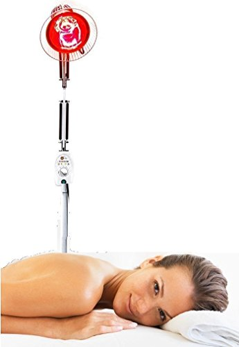 New Infrared Heating Lamp - VITA Activate Far Infrared Heat Device | 3rd Generation Red Light Therapy Deep Penetrating Rays, Natural Muscle Pain Relief