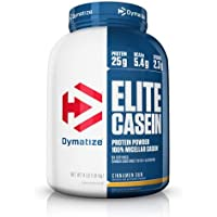 Dymatize Nutrition Elite Shake - 1.81 kg (Casein Cinnamon Bun)