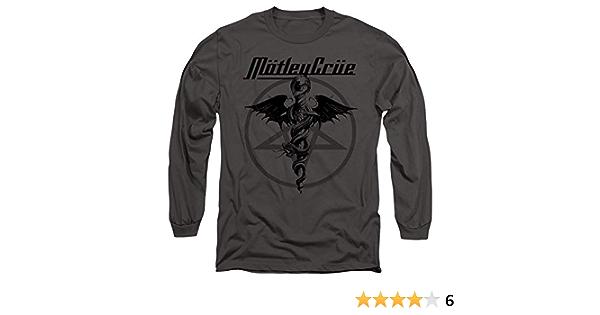 Motley Crue Dr Devil Licensed Adult T-Shirt