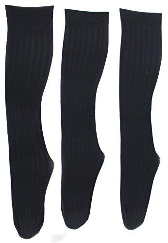 Ribbed Trouser Socks - 7