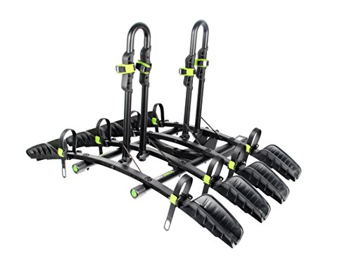 BUZZ RACK Express 4-Bike Platform Hitch Rack