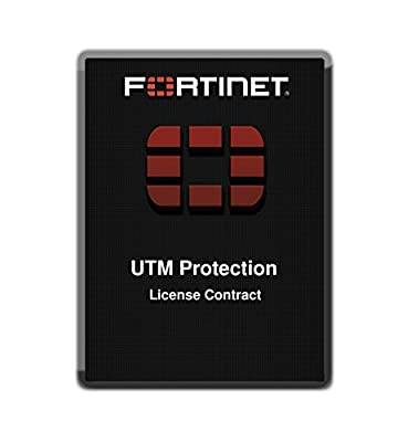 FORTINET FortiGate-60C UTM Protection (Multi-Year License Options)