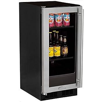 Amazon Com Aga Marvel Ml15bcg1ls Beverage Center Left