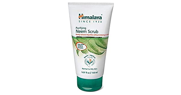 Amazon.com: Himalaya purificar el Neem Scrub 150 ml: Beauty
