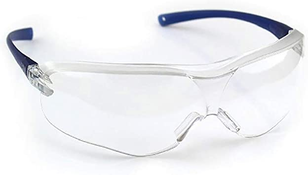 Gafas protectoras Gafas Gafas de protecci/ón UV para exteriores con lentes transparentes antirayaduras Ciclismo esencial Protector Anteojos antivaho Gafas de seguridad