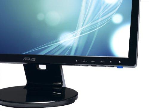 ASUS VE208T 20'' HD+ 1600x900 DVI VGA Back-lit LED Monitor by Asus (Image #2)