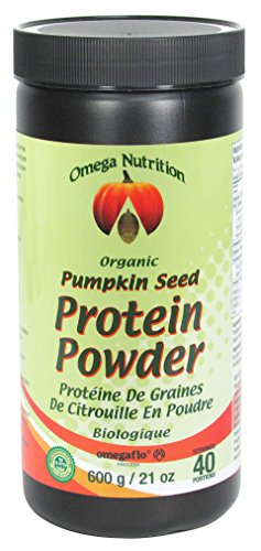 Omega Nutrition Pumpkin Seed Protein Powder  21 Ounce