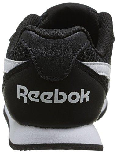 Reebok Classic Royal Classic Jogger 2 2V niños Entrenadores Negro V70474