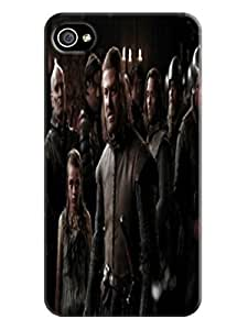 Cool Game of Thrones fashionable designed lovely pattern PC phone protection case For iphone 4/4s WANGJING JINDA