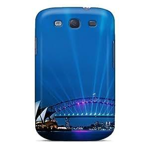 Bernardrmop Slim Fit Tpu Protector ACRKihS7379csNOa Shock Absorbent Bumper Case For Galaxy S3 by lolosakes