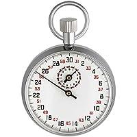 TFA Dostmann 38.1021 mechanische stopwatch, metaal verchroomd