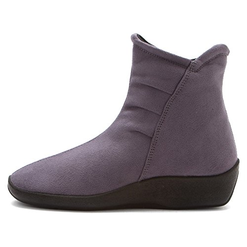 L19 Boot Suede Women's Grey Arcopedico qR6576